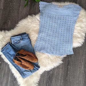 TRICHELLO - Vintage Crochet Top